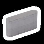 Edelstahl Rückstoßplatte für Tikka T3